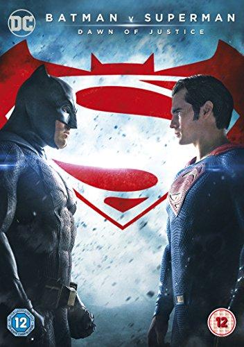 Batman v Superman: Dawn of Justice [DVD] [2016]