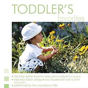 Toddler's Favorites: 20 Sing-A-Long Favorites