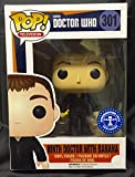 Funko – 301 – Pop – Doctor Who – 9th Doctor with Banana – Edition Limitada