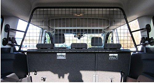 Kleinmetall Masterline für Ford Grand Tourneo Connect (Langer Radstand) ab Baujahr 2014 passgenaues Trenngitter/Hundegitter/Gepäckgitter