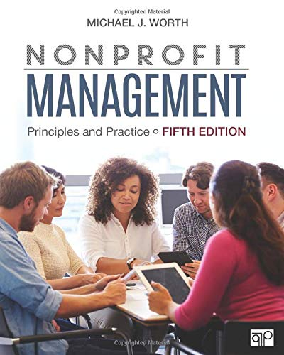 Nonprofit Management: Principles and Practice (NULL)