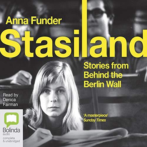Stasiland cover art