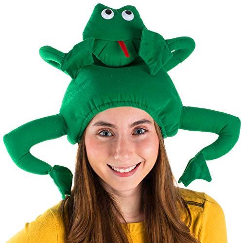 cute frog shape hats