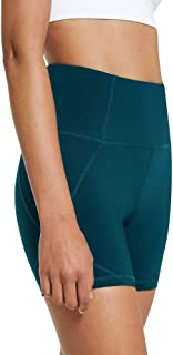 Rockwear Activewear Women's Seam Detail Mid Thigh Tight from Size 4-18 for Bottoms Leggings + Yoga Pants+ Yoga Tights