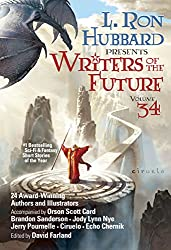 L. Ron Hubbard Presents Writers of the Future Volume 34