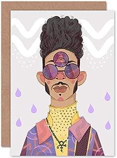 little prince birthday card