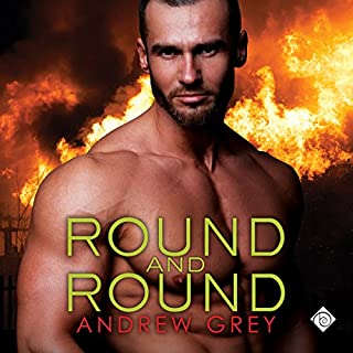 Round and Round audiobook cover art