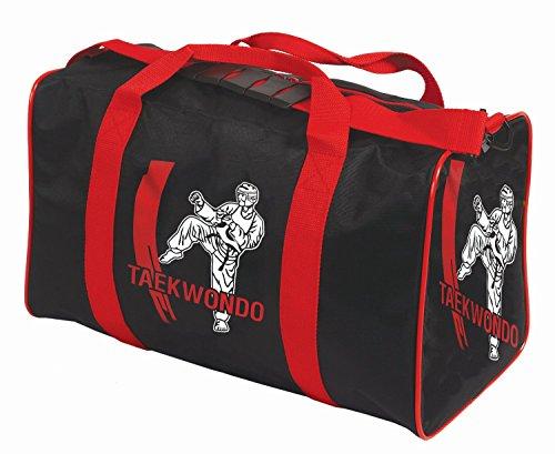 Cimac - Bolsa de Deporte para Artes Marciales, Deportes de Combate, Adultos y niños, diseño de Taekwondo, Kickboxing, yudo