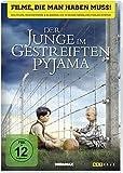 Der Junge im gestreiften Pyjama [Alemania] [DVD]
