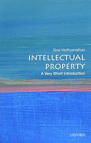 Compare Textbook Prices for Intellectual Property: A Very Short Introduction Very Short Introductions 2nd ed. Edition ISBN 9780195372779 by Vaidhyanathan, Siva