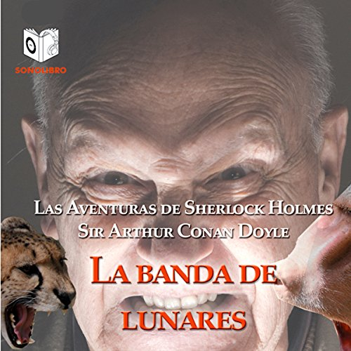 La Banda de Lunares [The Speckled Band] cover art