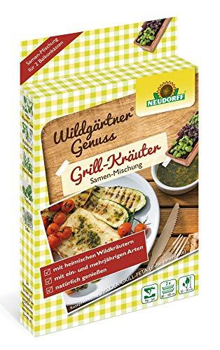 NEUDORFF WildgärtnerGenuss Grill-Kräuter 2x2 g