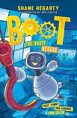 BOOT 02: The Rusty Rescue: Book 2