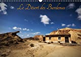 Le desert des bardenas (calendrier mural 2021 din a3 horizontal) - balade dans le desert de bardenas: Balade dans le désert de Bardenas Reales, des paysages manifiques (Calendrier mensuel, 14 Pages)