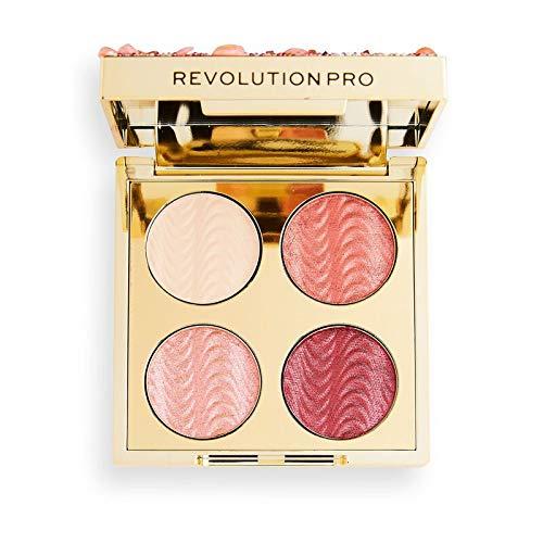Paleta de sombras Ultimate Eye Look Quartz Crush Makeup Revolution