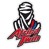 AUTOCOLLANT Sticker ADHESIVES KLEBSTOFFE LIJMEN ADHESIVOS ADHÉSIFS Adesivi Adesivo per Auto Dakar Honda Africa Twin
