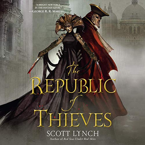 The Republic of Thieves  By  cover art