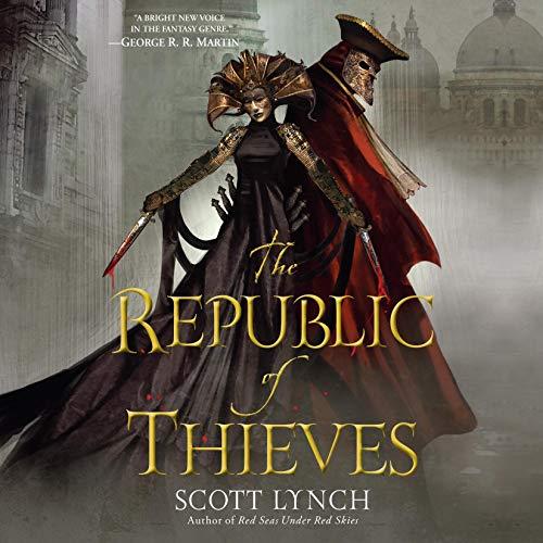 Couverture de The Republic of Thieves