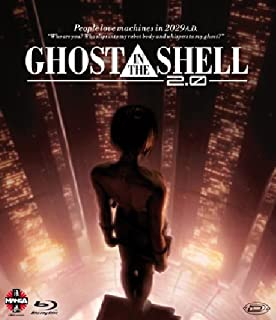 Ghost In The Shell 2.0 [Italia] [Blu-ray]