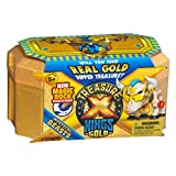 TREASURE X 41515 Kings Gold Mystical Beasts Pack-Styles, Colours Vary