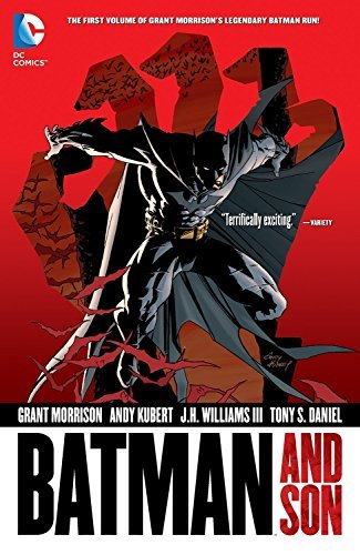 Batman and Son / The Black Glove by Grant Morrison (February 04,2014)