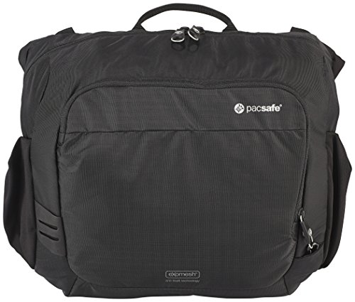 Pacsafe Venturesafe 350 GII Shoulder Bag, 11 Liter, Black