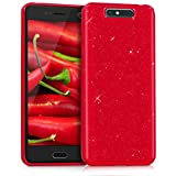 kwmobile TPU Silicone Case for ZTE Blade V8 - Soft Flexible
