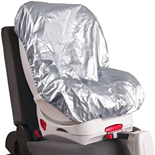 Hauck Cool Me Car Seat Sun Protector Silver