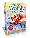 The Kingdom of Wrenly Collection #2: Adventures in Flatfrost; Beneath the Stone Forest; Let the Games Begin!; The Secret World of Mermaids