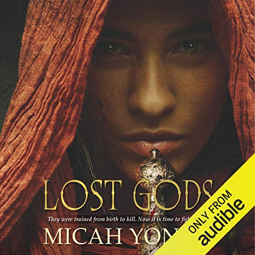 Lost Gods cover art