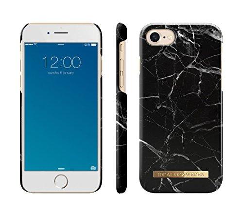 iDeal Of Sweden Black Marble Handyhülle für iPhone 8/7/6/6s