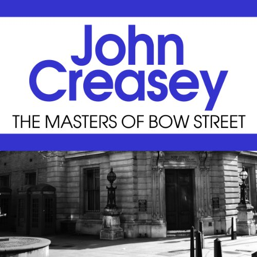 The Masters of Bow Street cover art