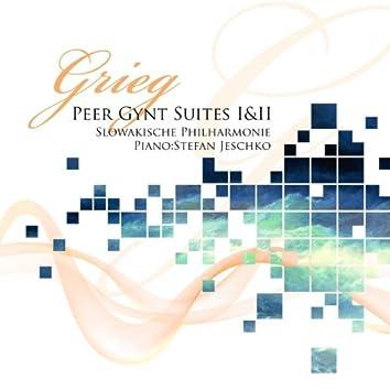 Grieg: Peer Gynt Suites I & II