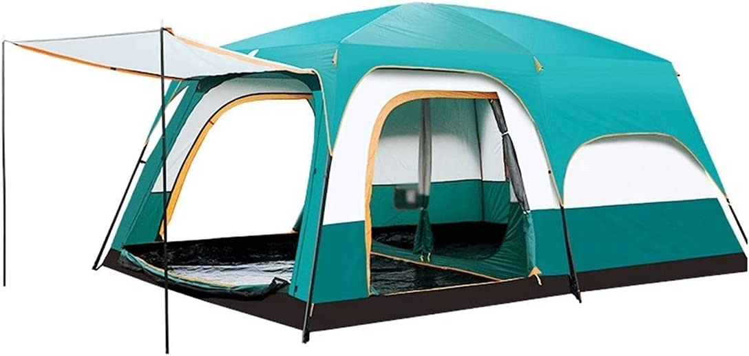 KJLY Limited time cheap sale Tent Camping Tents Portable Family Discount mail order 6-12 Person