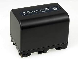 Batería para Sony modelo NP-FM30 3400mAh Antracita