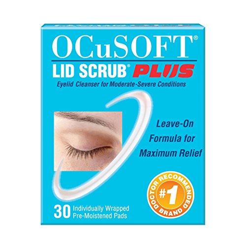 OCuSOFT Lid Scrub Plus, Pre-Moistened Pads