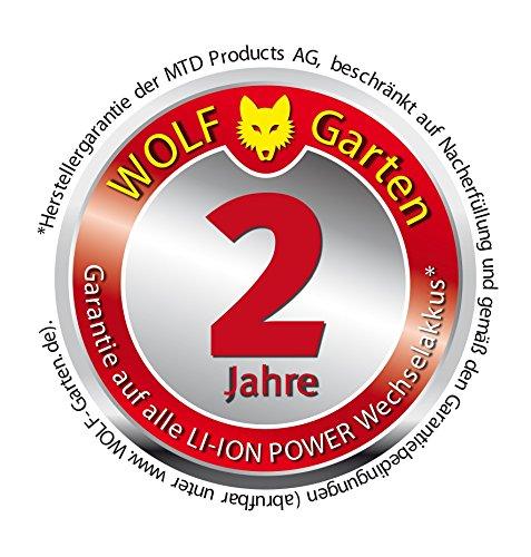 Bild 7: Wolf Finesse 30 R