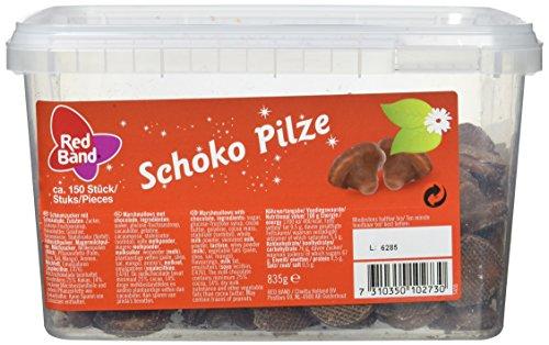 Red Band Schoko Pilze, 1er Pack (1 x 835 g)