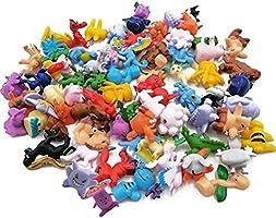 WENTS Pikachu Pocket Monster Pokémon Pearl minifiguren 2-3 cm groot complete set Pokemon Mini Action figuren voor...