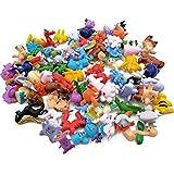 Miotlsy Figuras ,Mini Figuras de plástico tamaño pequeño Regalo,La Figura de Incluye a , Charmander,...