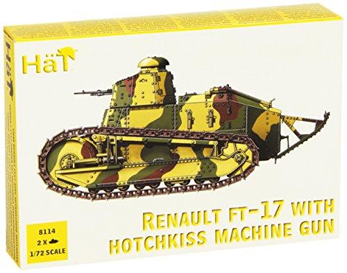 Unbekannt HäT 8114 - Renault FT 17 Panzer mit Hotchkiss Maschinengewehr