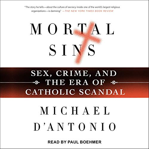 Mortal Sins audiobook cover art