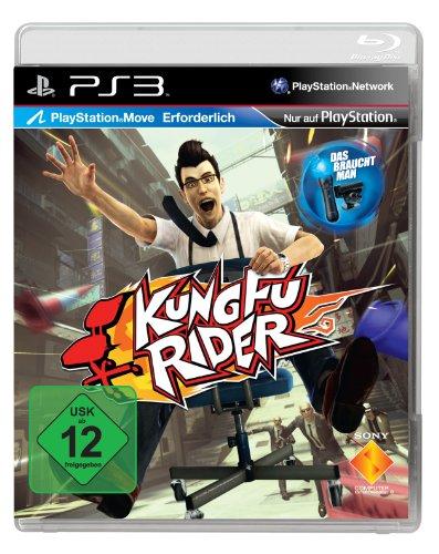 Kung Fu Rider (Move erforderlich) - [PlayStation 3] - [Edizione: Germania]