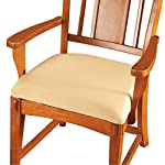IdeaWorks-Seat-Covers-Restores-Worn-and-Tattered-Chairs-Stretch-to-Fit-Elastic-Edge