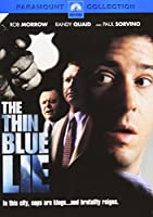 Thin Blue Lie [DVD] [Import]