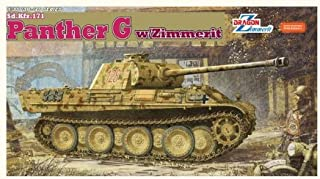 Dragon 1/35 Panther G w/Zimmerit