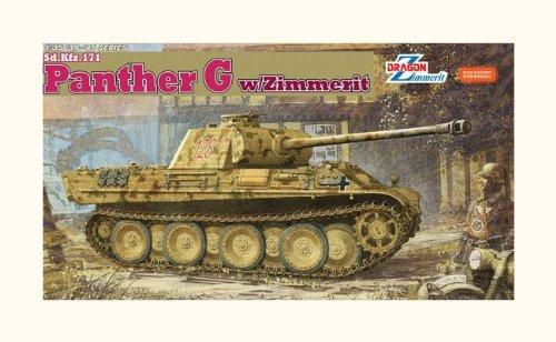 500776384 - Dragon Bausatz 1:35 SdKfz.171 Panther G w/ Z