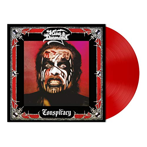 Conspiracy (Ltd.180 Gr/Red Vinyl/Poster) [Vinilo]