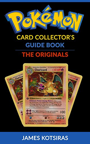 Pokemon Card Collector's Guide Book Unofficial: The Originals (English Edition)