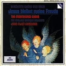 Bach: Famous Choruses Jesu Joy of Man's Desiring, Christmas Oratorio, St. John Passion, etc